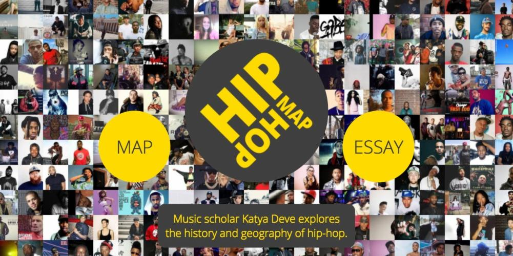 geography of hip hop