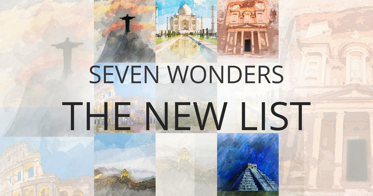 Seven Wonders: The New List